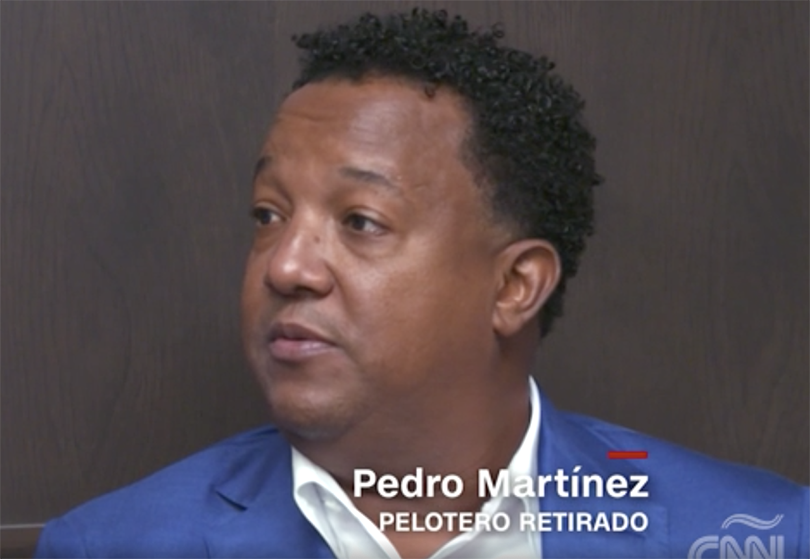 Pedro Martinez talks about the role of pitchers during the past World Series and shared with whom of the current pitchers he can identify with: